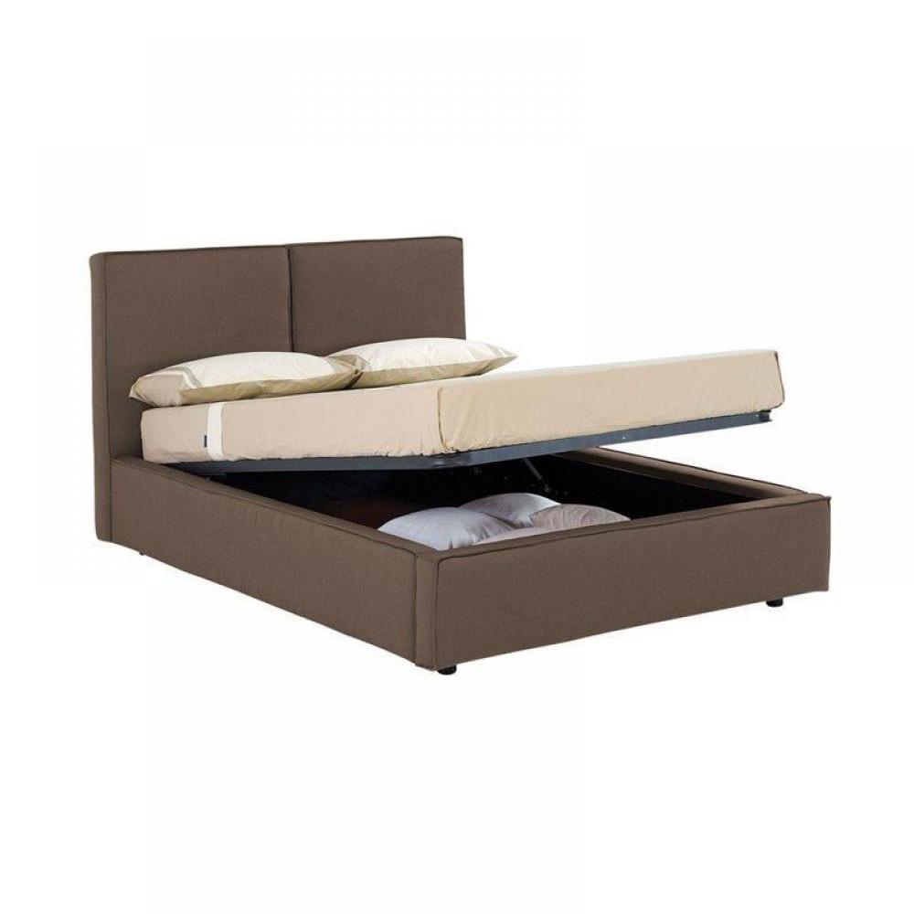 lits coffres chambre literie lit coffre design squadra. Black Bedroom Furniture Sets. Home Design Ideas