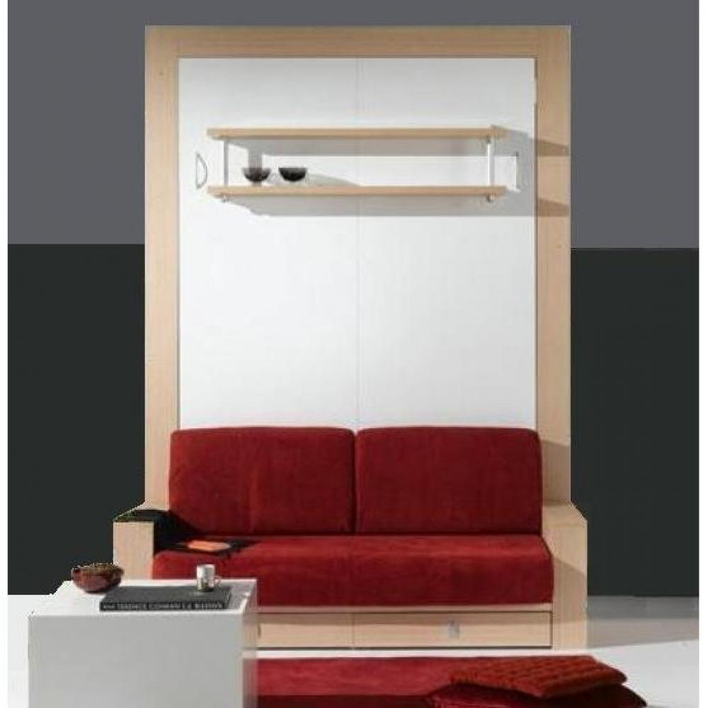 canap s convertibles ouverture rapido armoire lit avec canap squadra couchage 140cm tiroirs. Black Bedroom Furniture Sets. Home Design Ideas