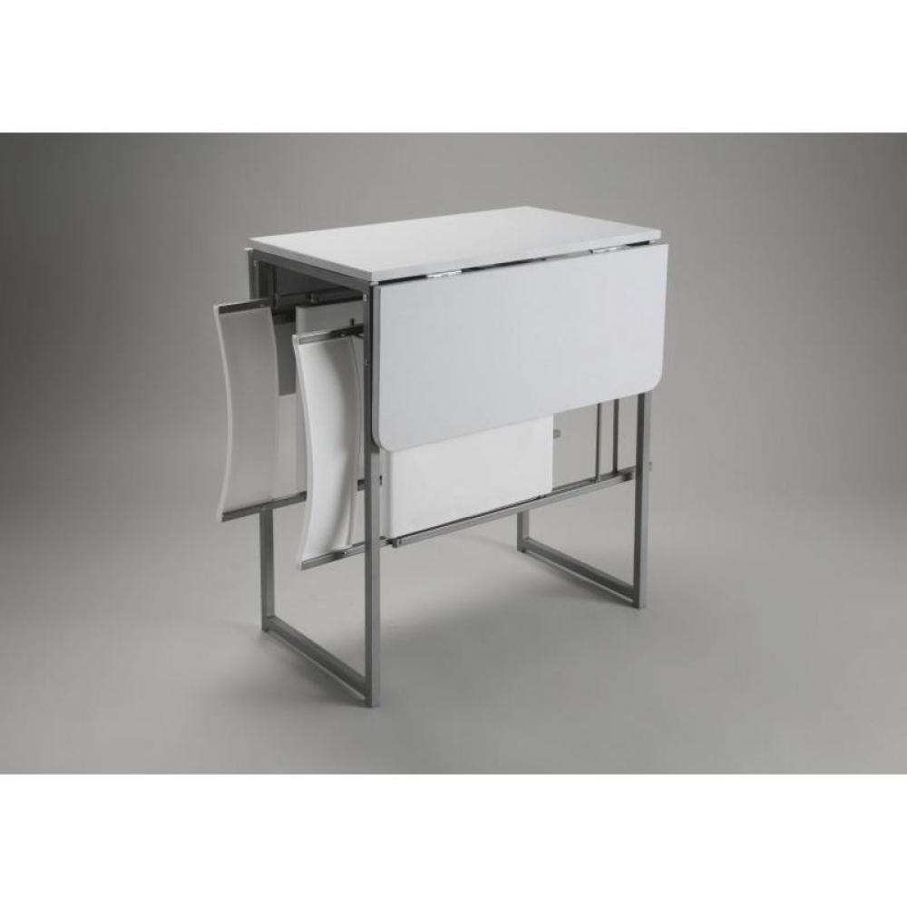 Table console extensible 12 personnes excellent mode for Table blanche extensible 12 personnes