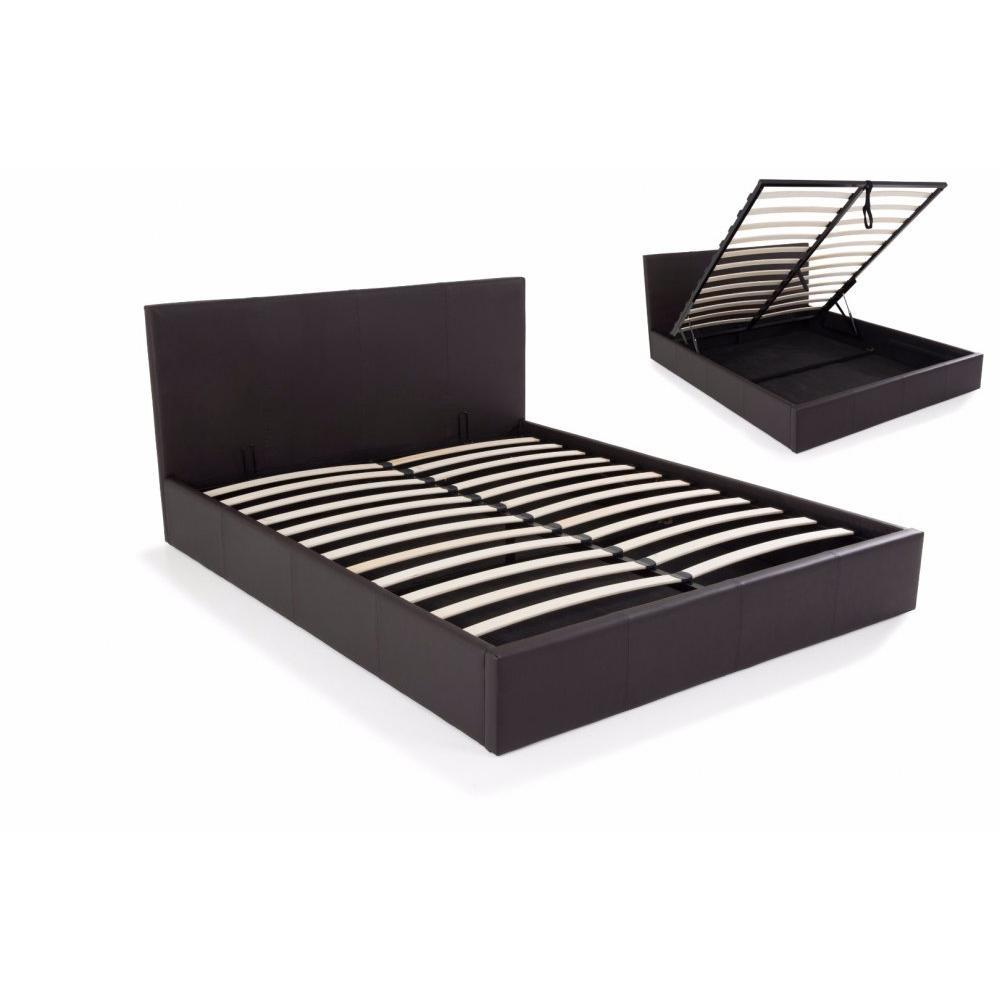 lit coffre 180 perfect lit x alinea lit coffre alinea. Black Bedroom Furniture Sets. Home Design Ideas