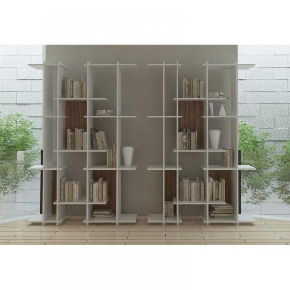 biblioth ques tag res meubles et rangements temahome strat biblioth que au design d structur. Black Bedroom Furniture Sets. Home Design Ideas
