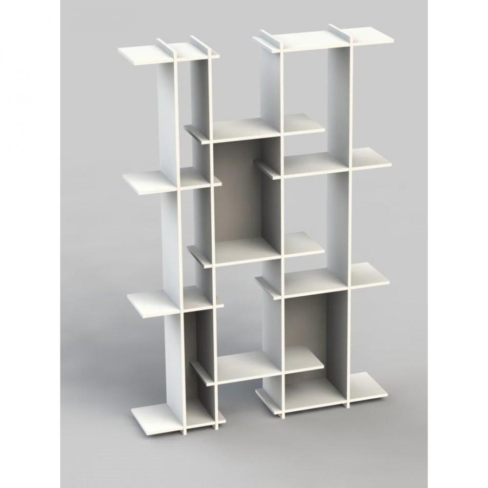 biblioth ques tag res meubles et rangements temahome rev tement polyur thanezzle biblioth que. Black Bedroom Furniture Sets. Home Design Ideas