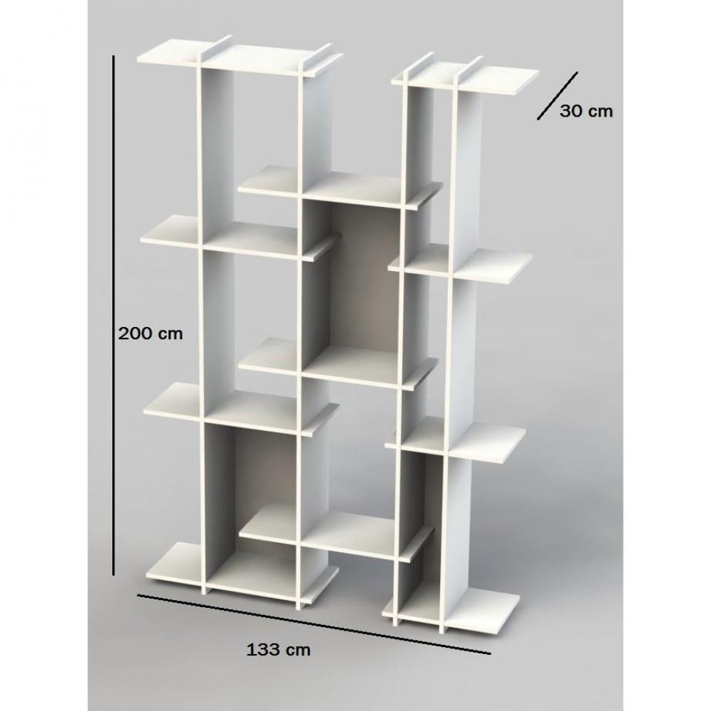 Biblioth Ques Tag Res Meubles Et Rangements Temahome Puzzle Biblioth Que Au Design