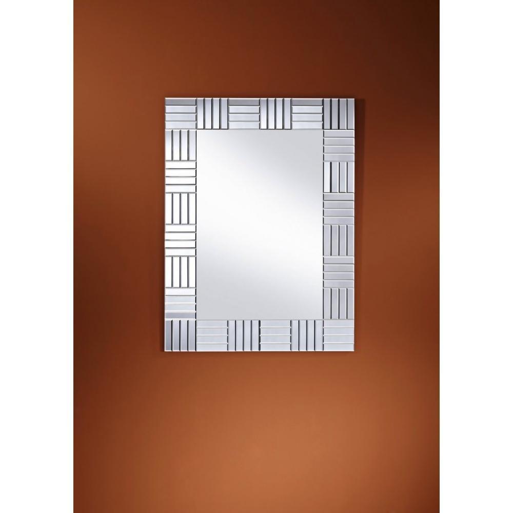 Miroirs meubles et rangements strummer miroir mural for Miroir design belgique