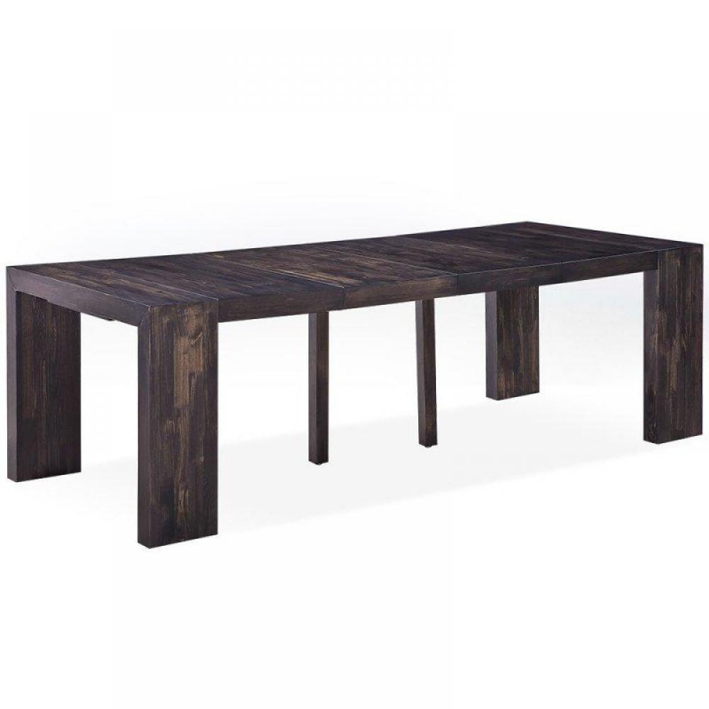 Table console extensible 12 couverts conceptions de for Table 12 couverts