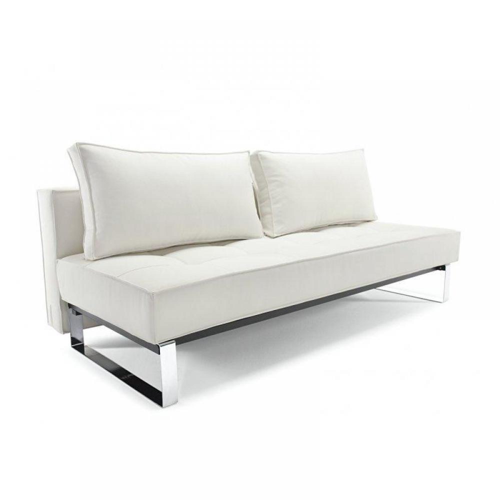 Canape Convertible Blanc