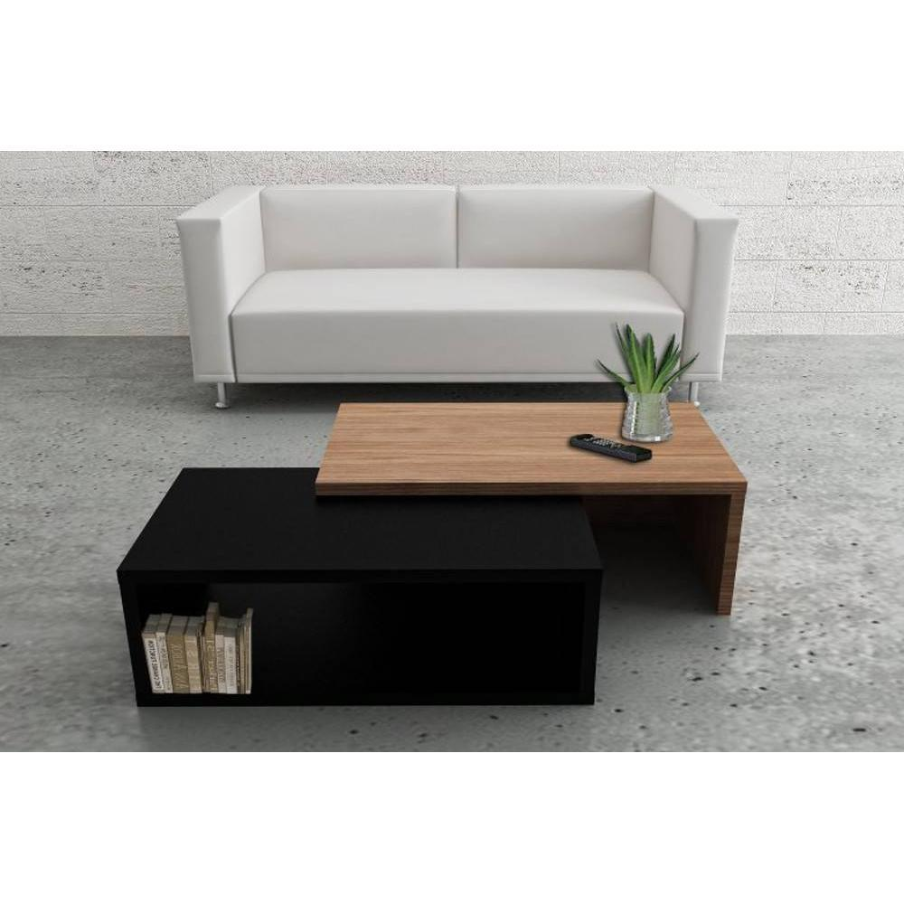Canap s rapido convertibles design armoires lit - Table basse en bois design ...