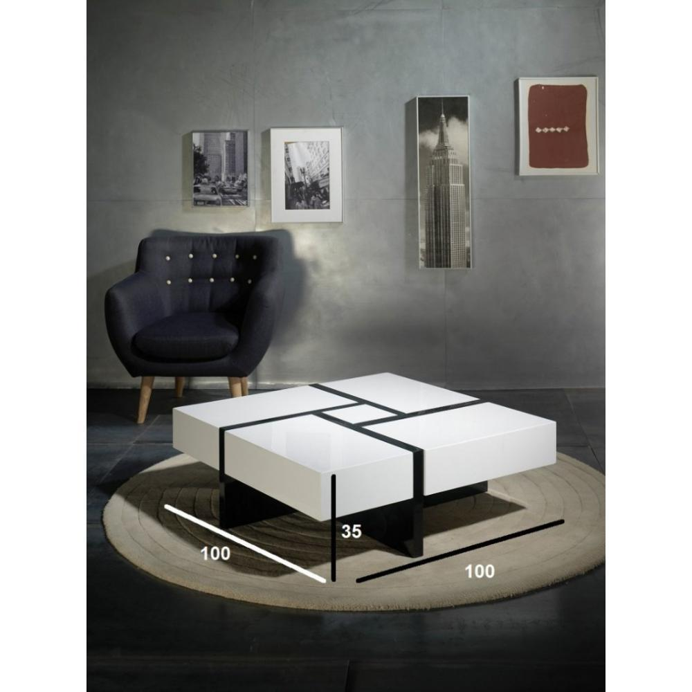 Table basse maison du monde josephine id e for Decoration murale wc