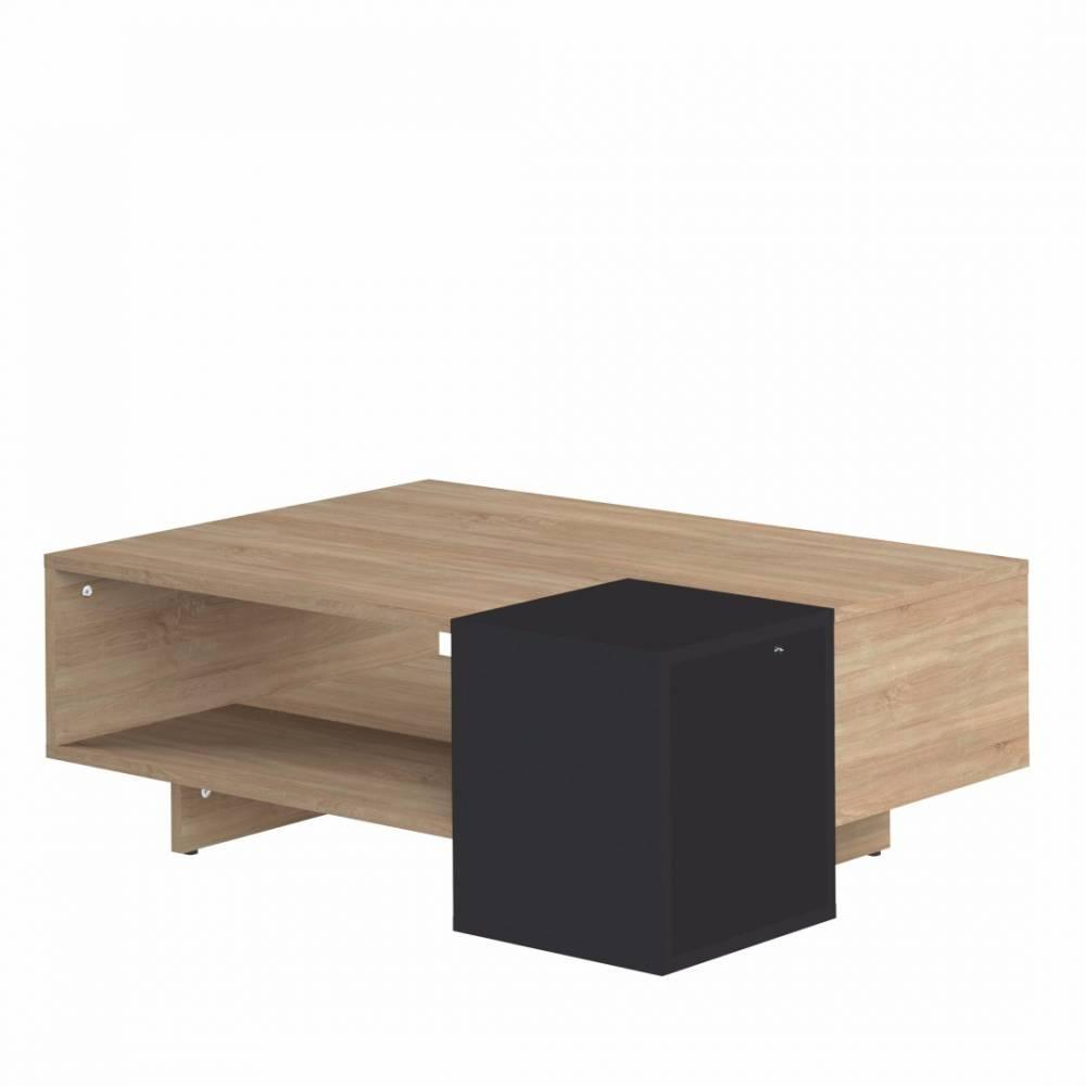table basse carr e ronde ou rectangulaire au meilleur prix table basse design scandinave dainn. Black Bedroom Furniture Sets. Home Design Ideas