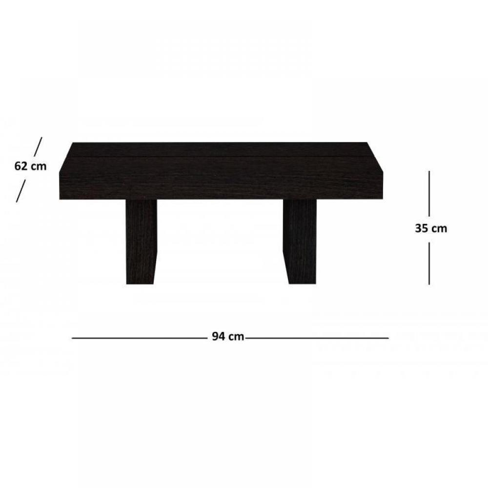 Table basse carr e ronde ou rectangulaire au meilleur prix temahome japan table basse design - Table basse ronde wenge ...