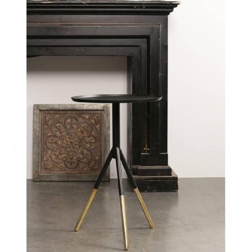 Sellettes gueridons meubles et rangements gu ridon for Miroir tripod