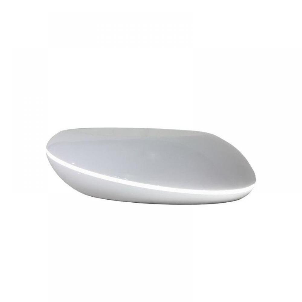 Table basse carr e ronde ou rectangulaire au meilleur prix galet table bass - Table basse avec led ...