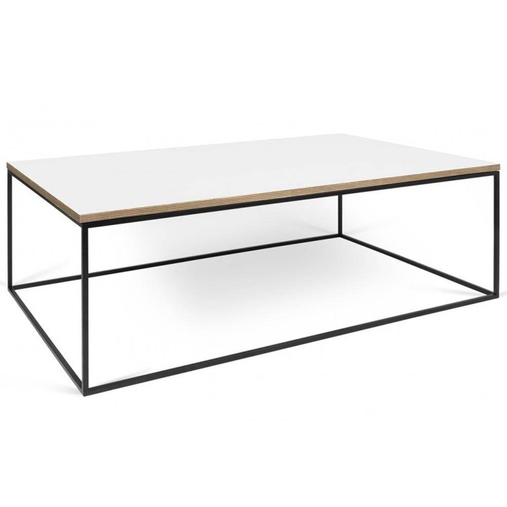 table basse carr e ronde ou rectangulaire au meilleur prix tema home table basse rectangulaire. Black Bedroom Furniture Sets. Home Design Ideas