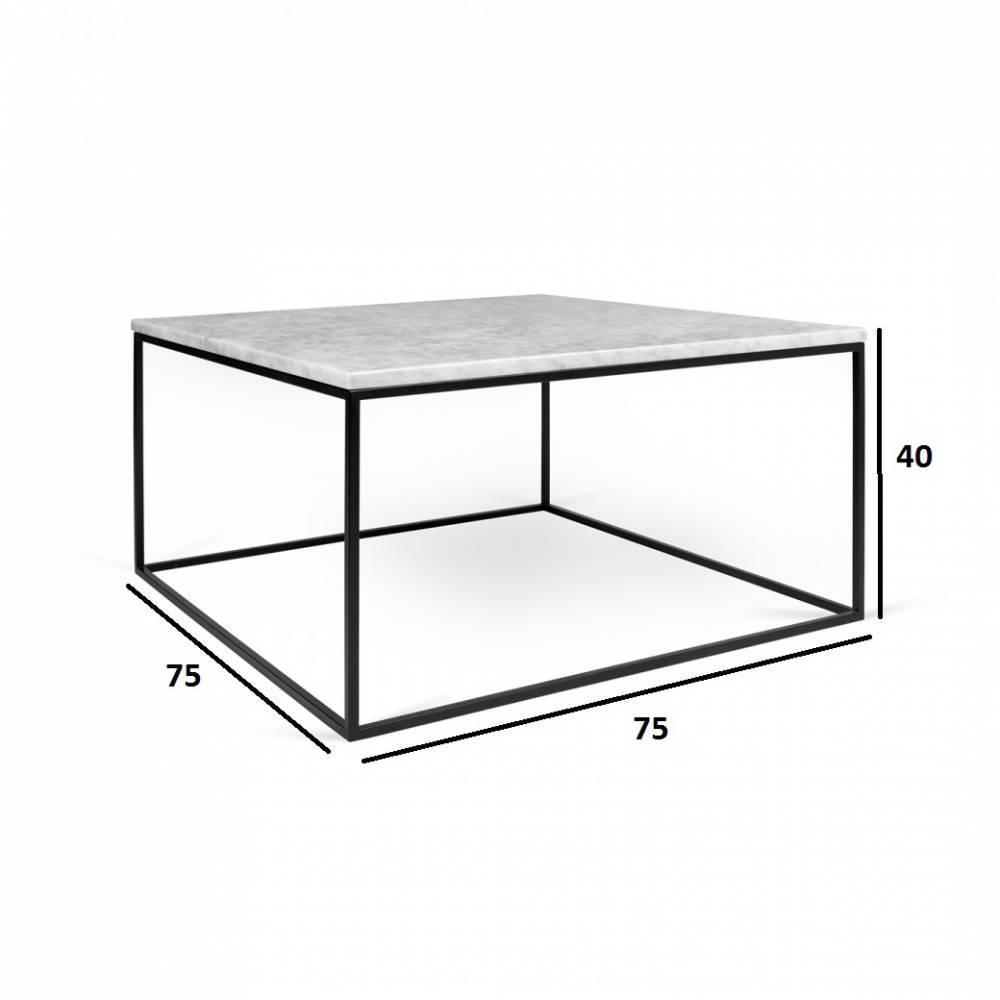 Canap convertible au meilleur prix tema home table basse - Table basse marbre blanc ...