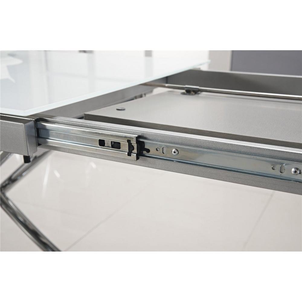 Bureaux meubles et rangements table basse jump extensible relevable en verr - Table basse relevable noir ...
