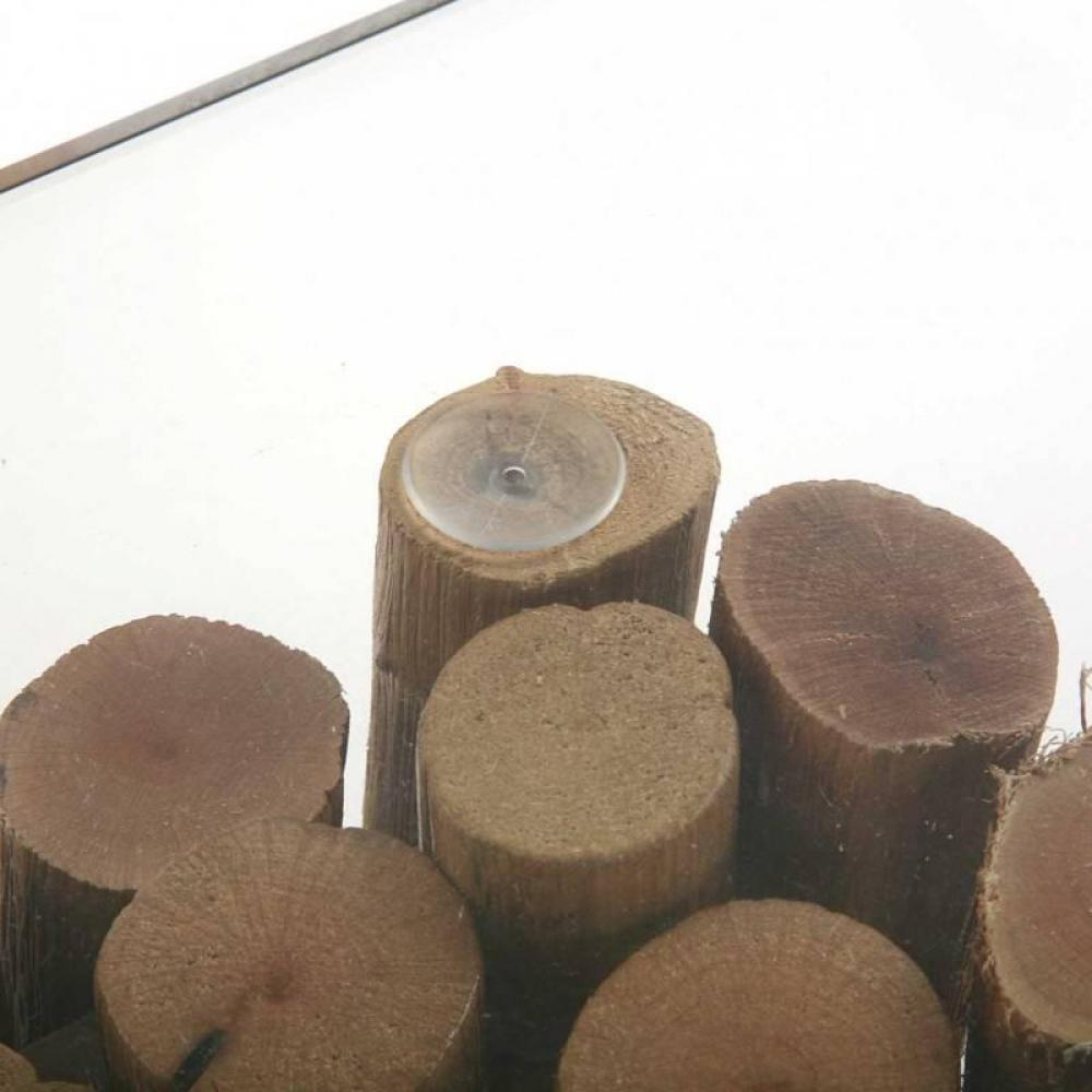table basse carr e ronde ou rectangulaire au meilleur prix table basse novante en teck flotte. Black Bedroom Furniture Sets. Home Design Ideas