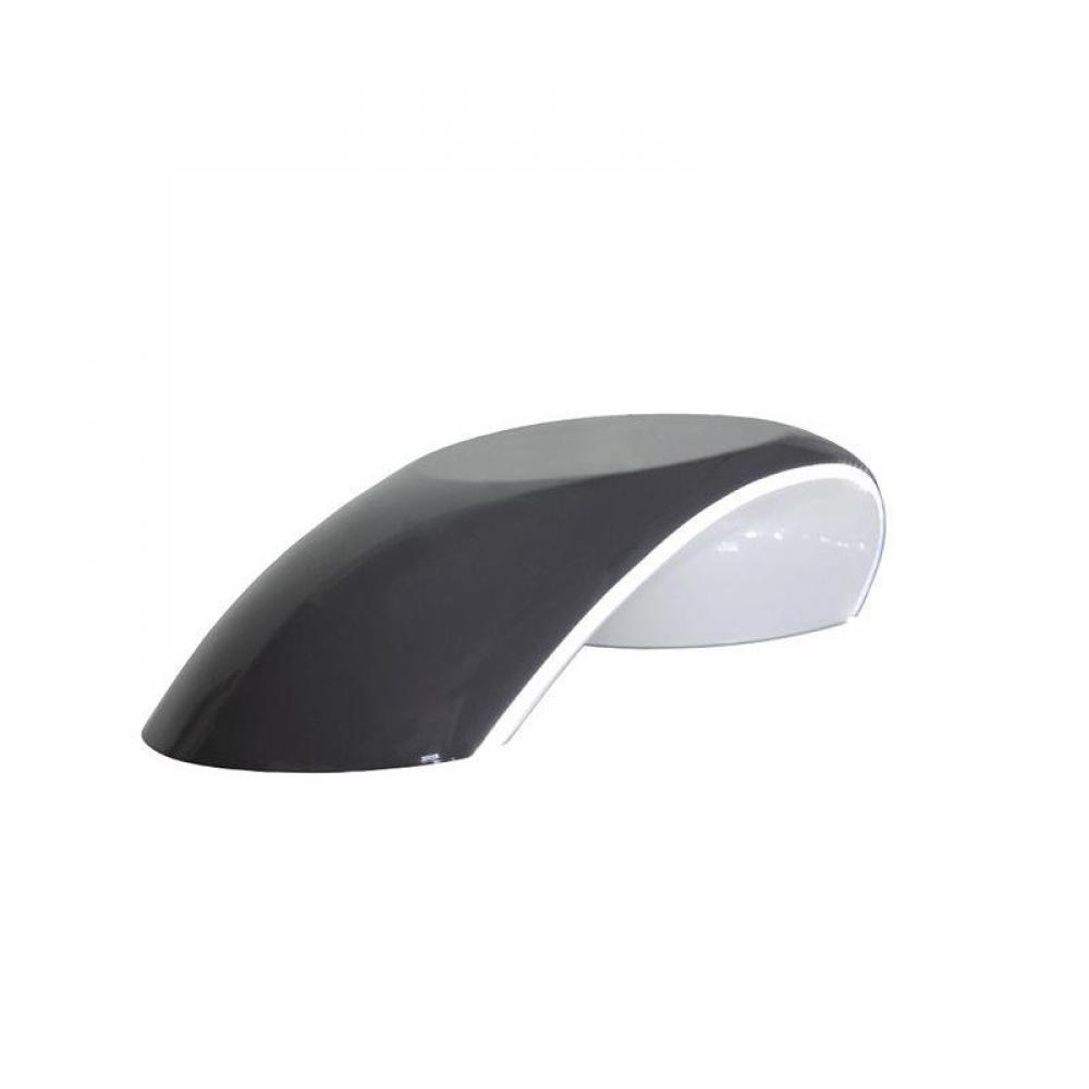 Table basse carr e ronde ou rectangulaire au meilleur prix pod table basse design gris fonce - Table basse design avec led ...