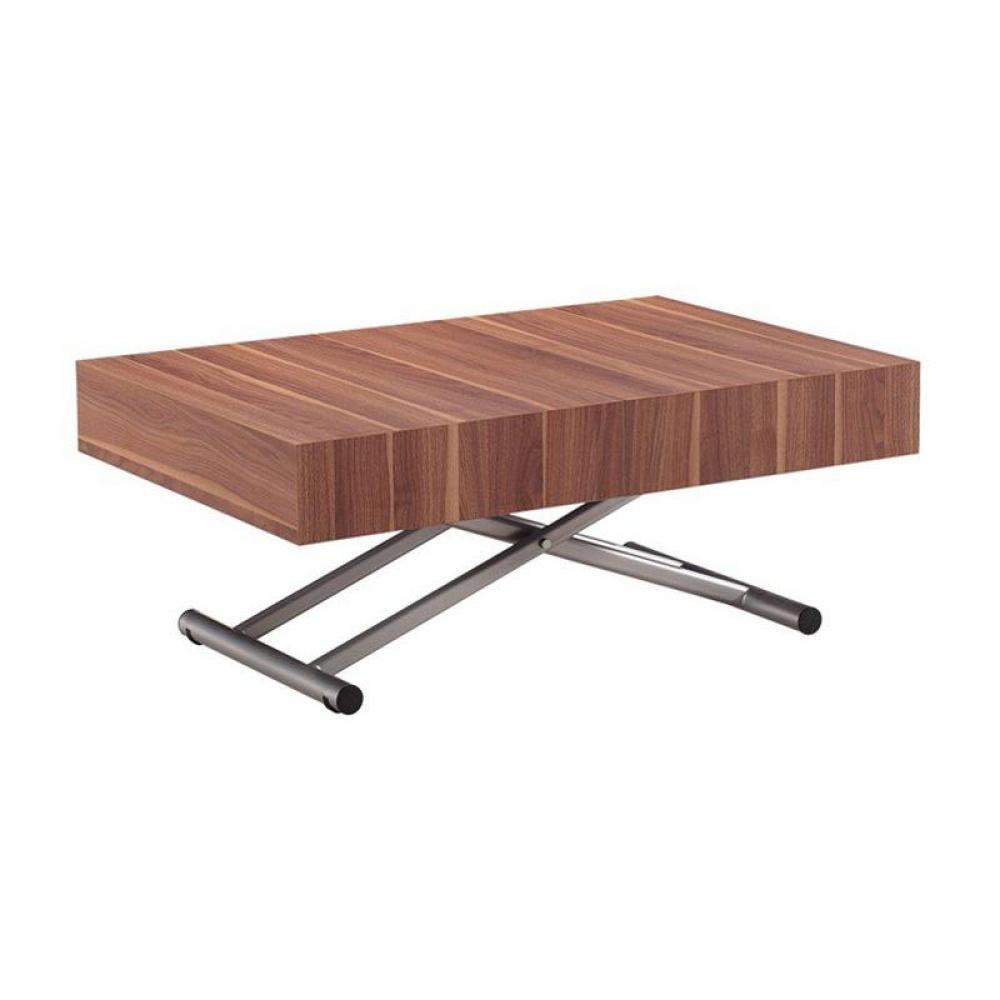 table relevable design ou classique au meilleur prix table relevable extensible itaca noyer 12. Black Bedroom Furniture Sets. Home Design Ideas