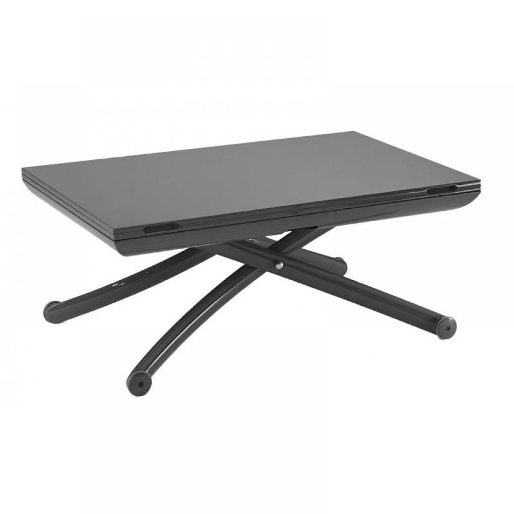 Basse table relevable plateau - Table basse blanche plateau relevable ...