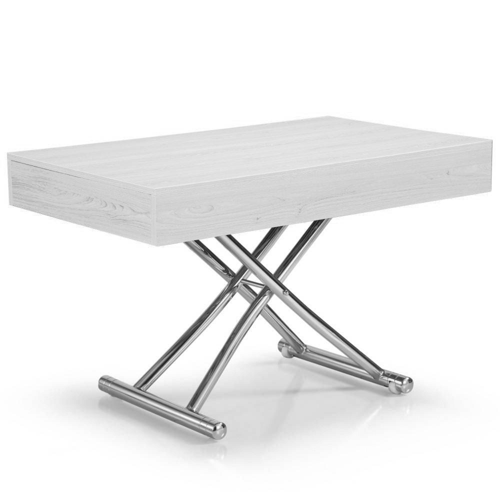 table basse carr e ronde ou rectangulaire au meilleur prix table basse relevable cube ch ne. Black Bedroom Furniture Sets. Home Design Ideas