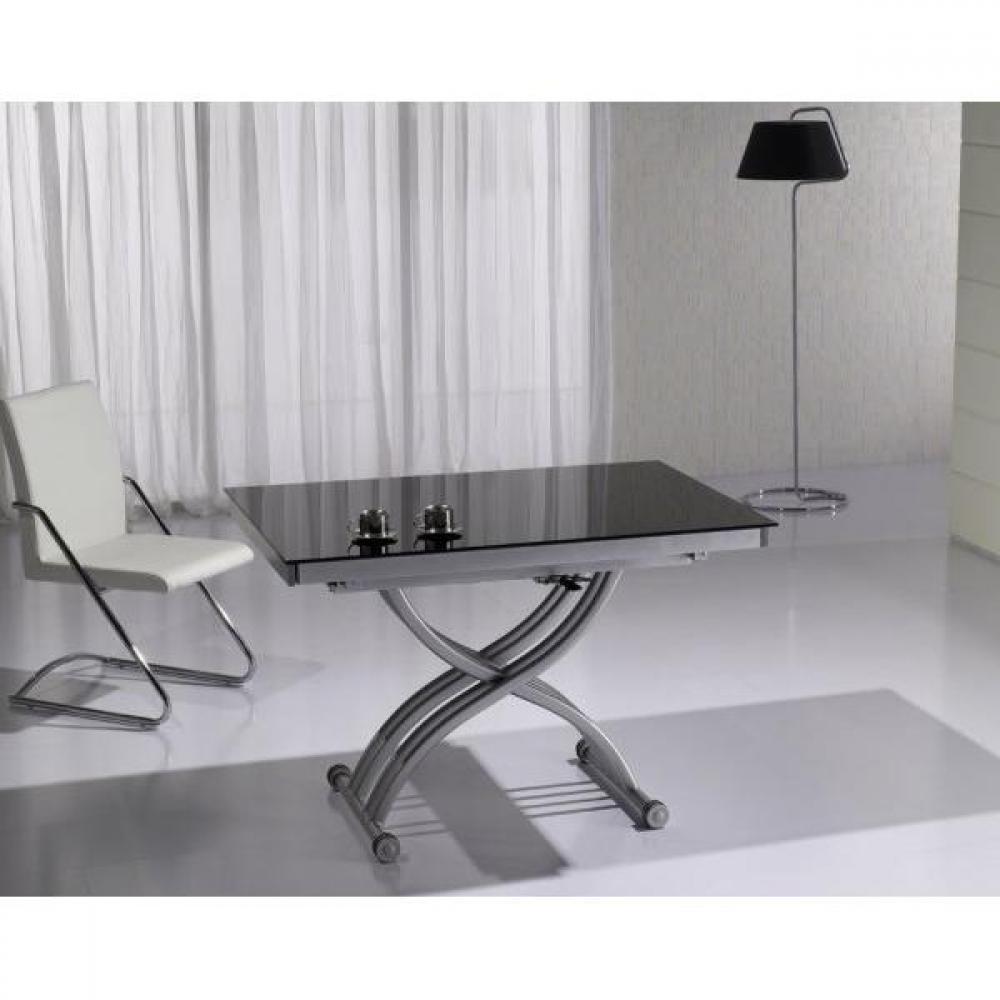 table relevable design ou classique au meilleur prix table basse form relevable extensible. Black Bedroom Furniture Sets. Home Design Ideas
