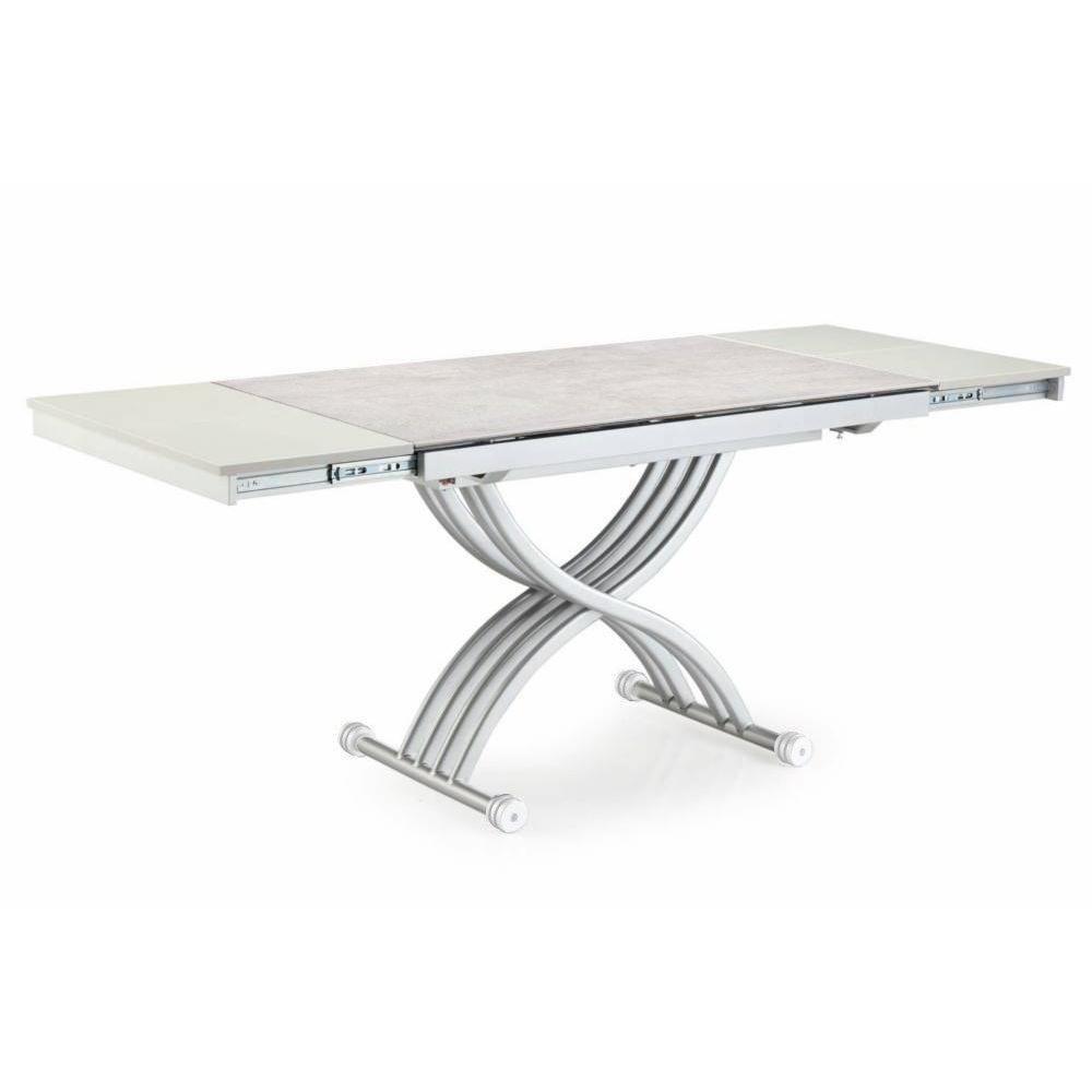Table relevable design ou classique au meilleur prix for Table basse relevable solde