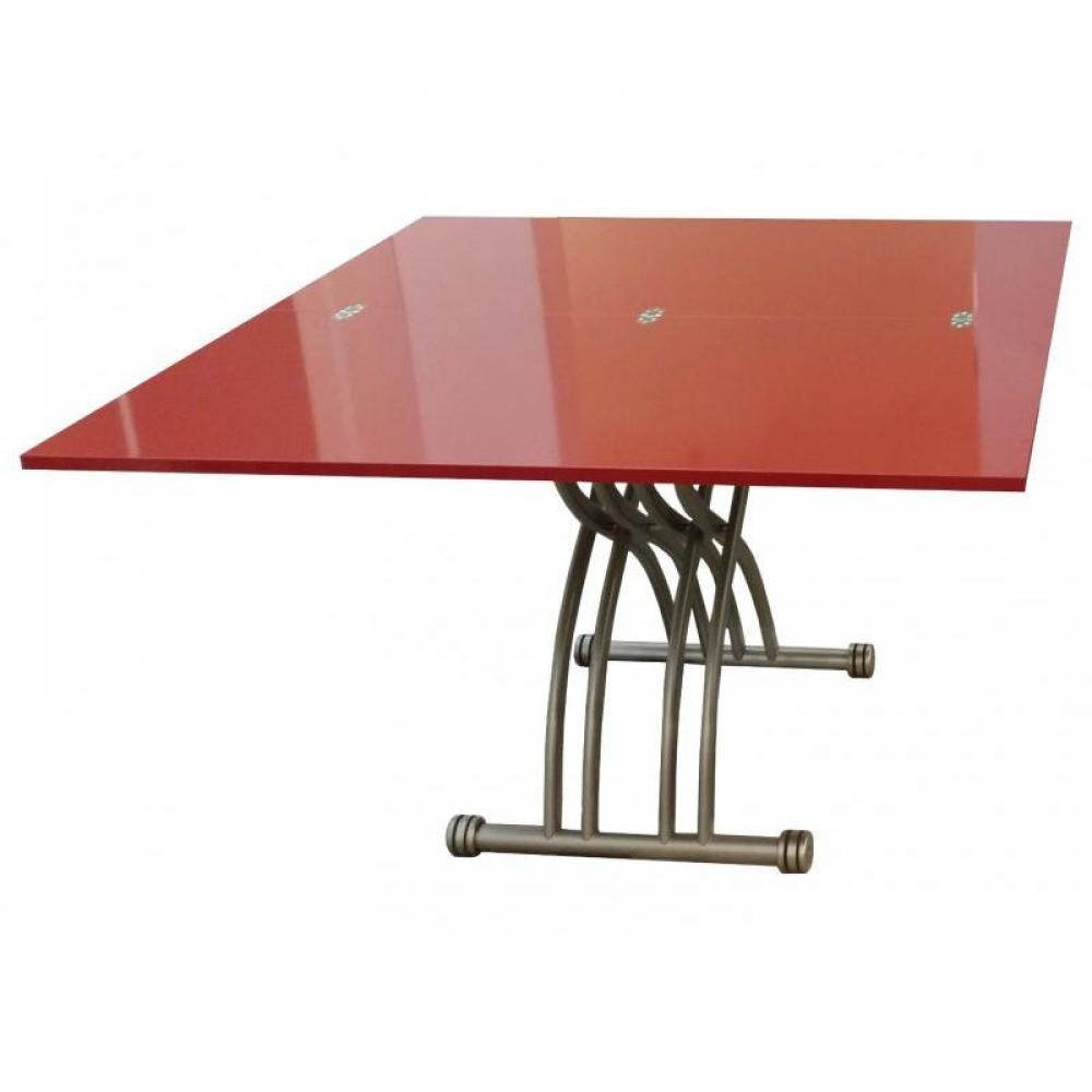 tables relevables meubles et rangements table basse. Black Bedroom Furniture Sets. Home Design Ideas