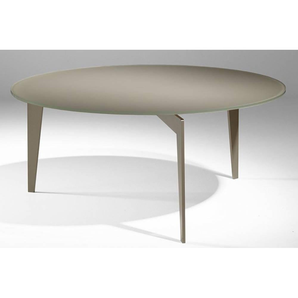 Table basse carr e ronde ou rectangulaire au meilleur for Table basse ronde verre
