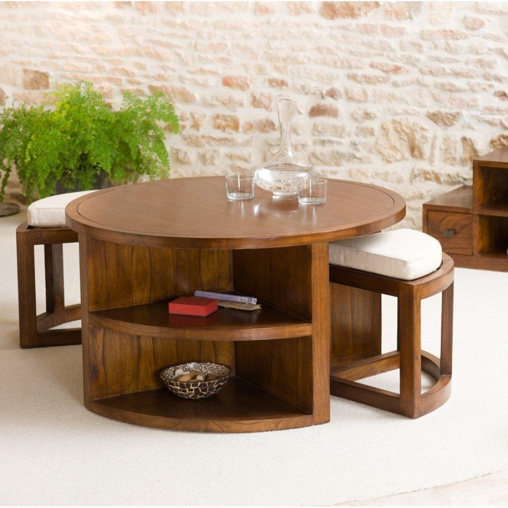 table basse carr e ronde ou rectangulaire au meilleur prix ensemble table basse ronde 90cm 2. Black Bedroom Furniture Sets. Home Design Ideas