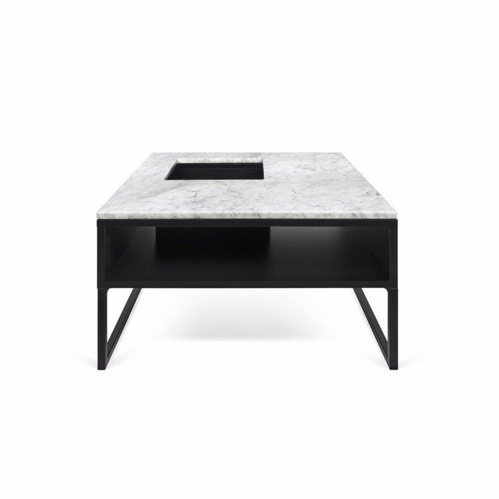 table basse carr e ronde ou rectangulaire au meilleur prix temahome table basse sigma en. Black Bedroom Furniture Sets. Home Design Ideas