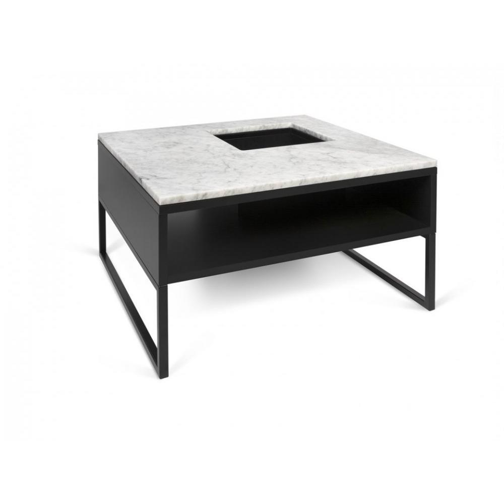table basse carr e ronde ou rectangulaire au meilleur prix temahome table basse sigma en. Black Bedroom Furniture Sets. Home Design Ideas