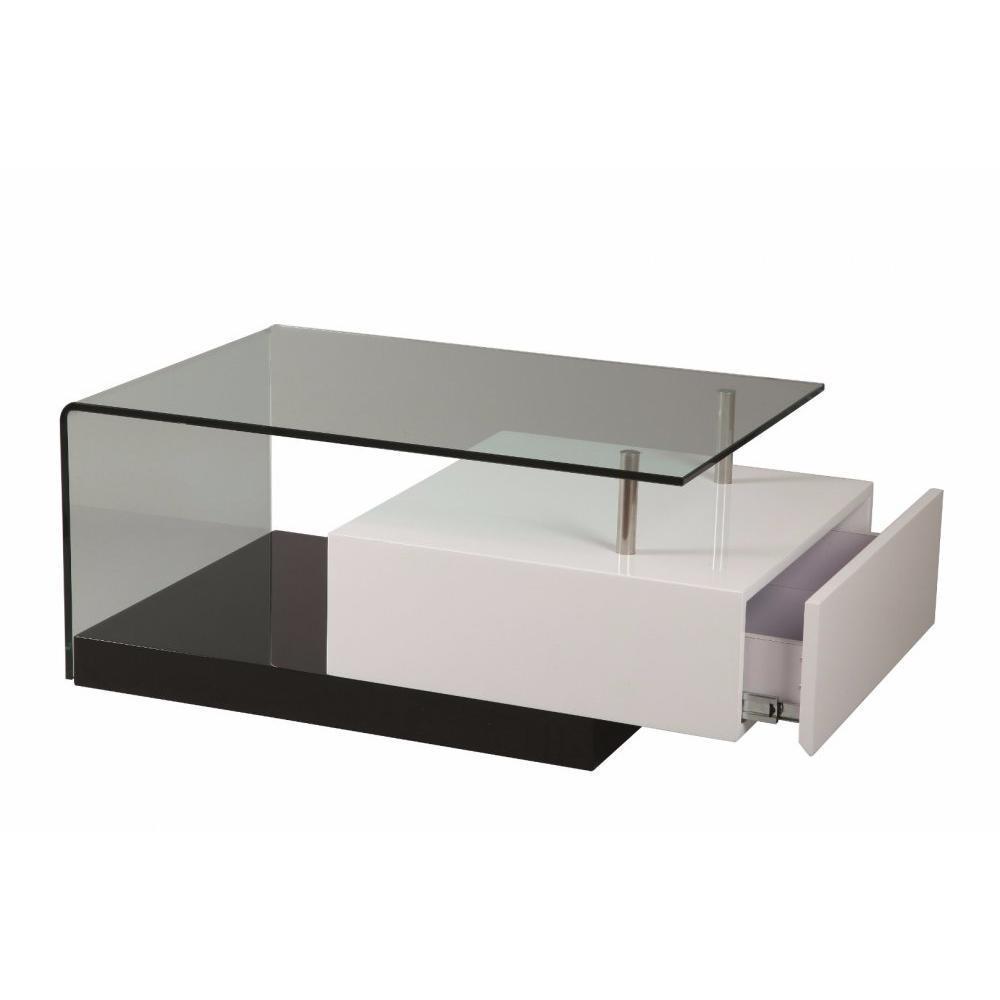 table basse carr e ronde ou rectangulaire au meilleur prix table basse trunk en verre. Black Bedroom Furniture Sets. Home Design Ideas