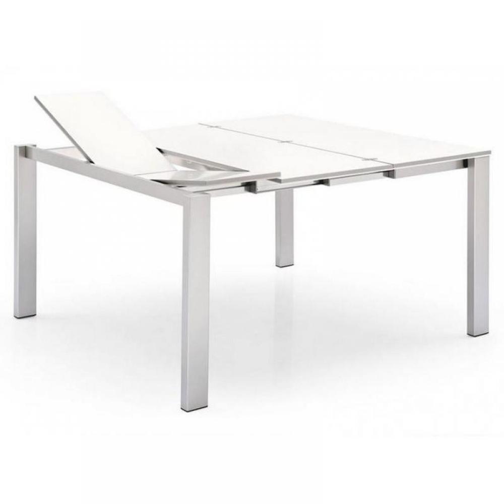 Console extensible le gain de place tendance au meilleur prix console exten - Table console extensible blanche ...