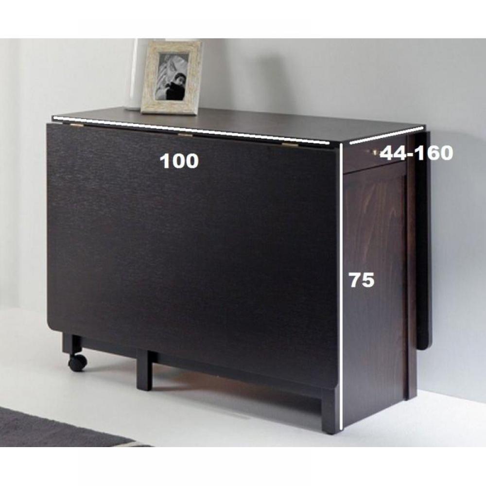 Consoles Extensibles Meubles Et Rangements Console Extensible Party En H Tre Blanc Inside75