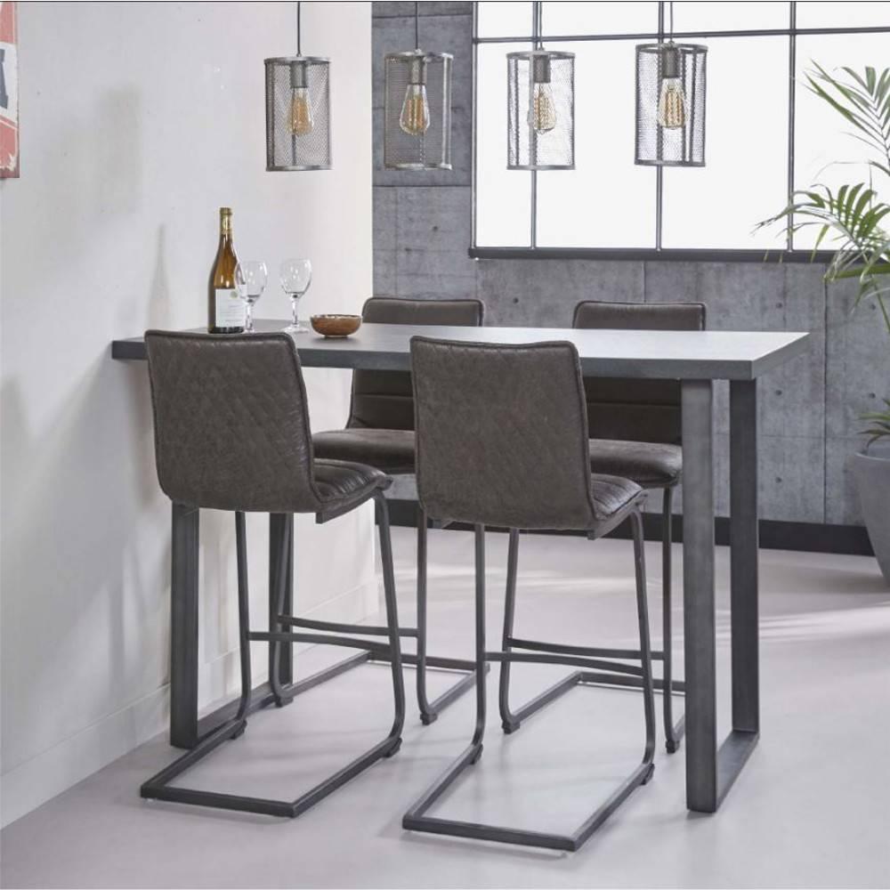Table De Bar Moderne Amp Design Au Meilleur Prix Table De