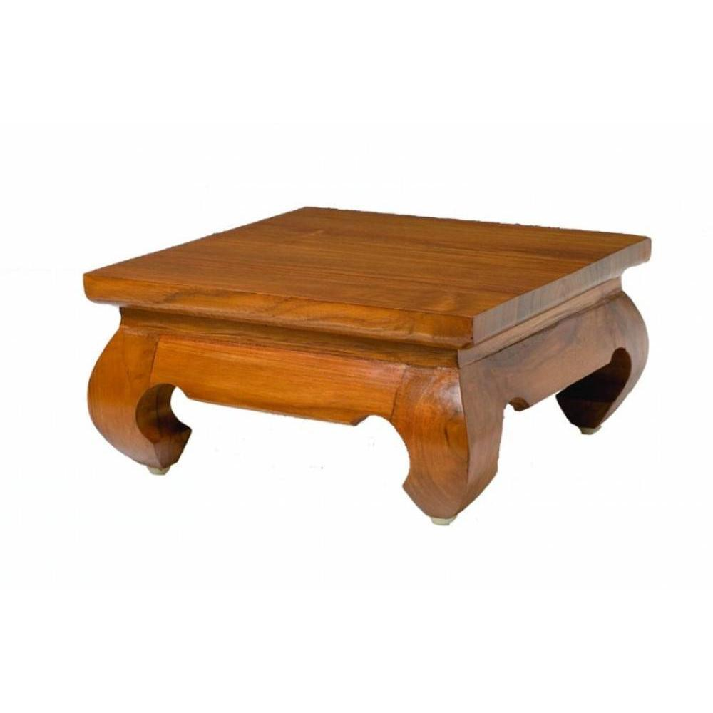 Elegant Table Basse Coloniale Id 233 Es De Conception De