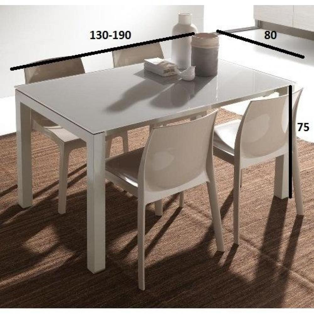 Table repas extensible JUMPER