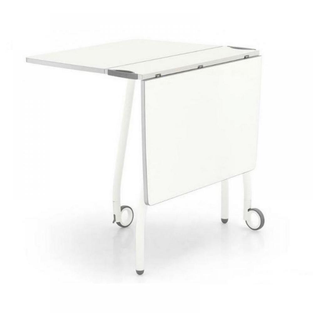 table pliante blanche. Black Bedroom Furniture Sets. Home Design Ideas