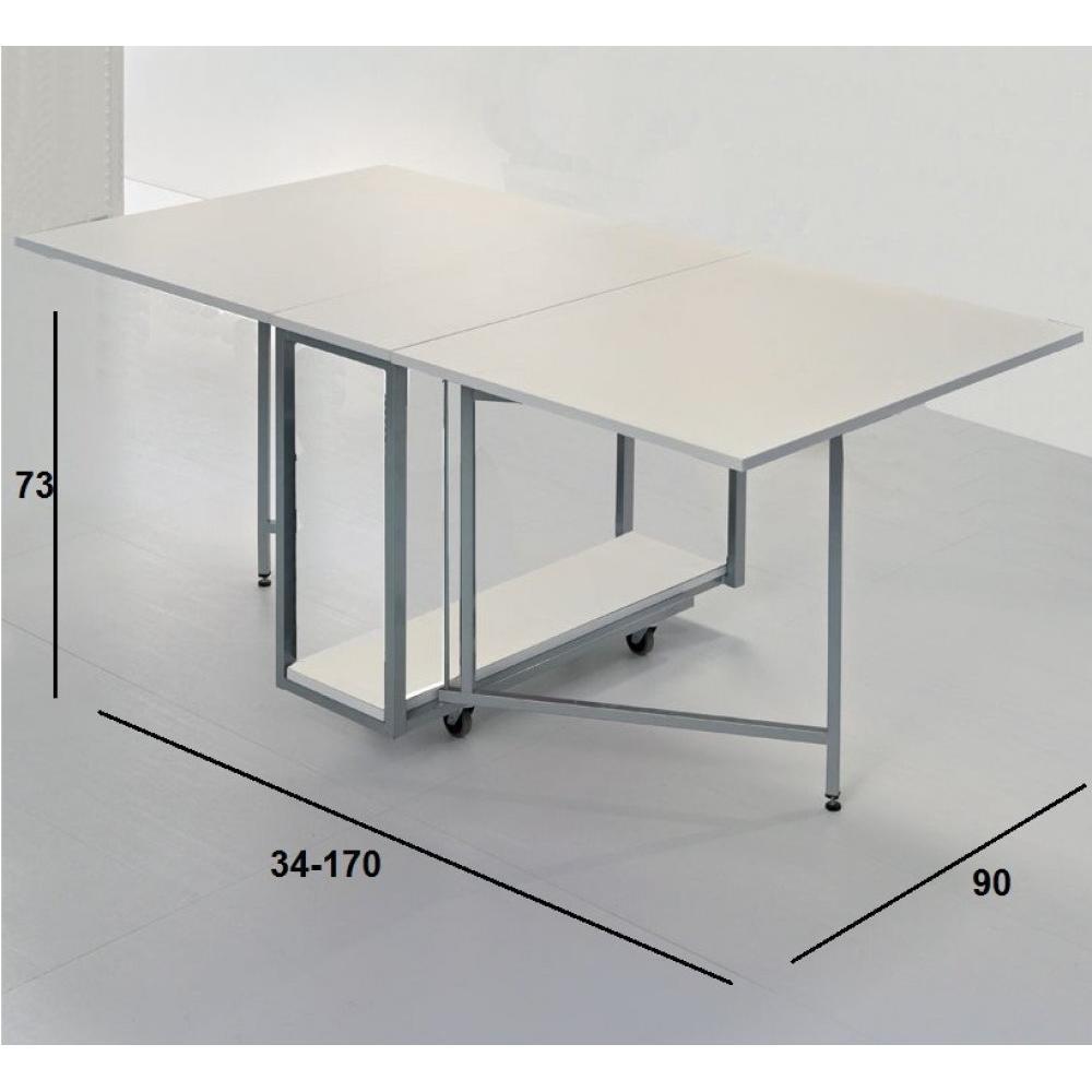 table de repas design au meilleur prix table pliante. Black Bedroom Furniture Sets. Home Design Ideas