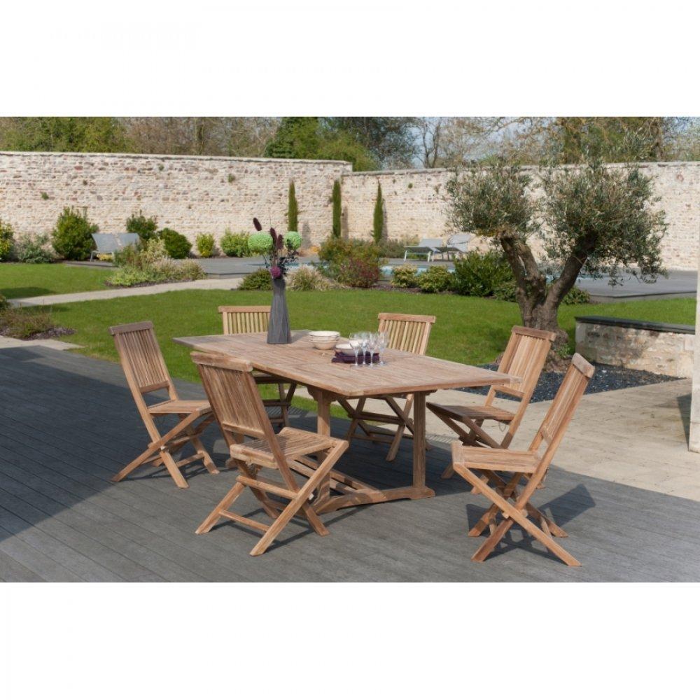 Tables design au meilleur prix, Table repas extensible de jardin ...