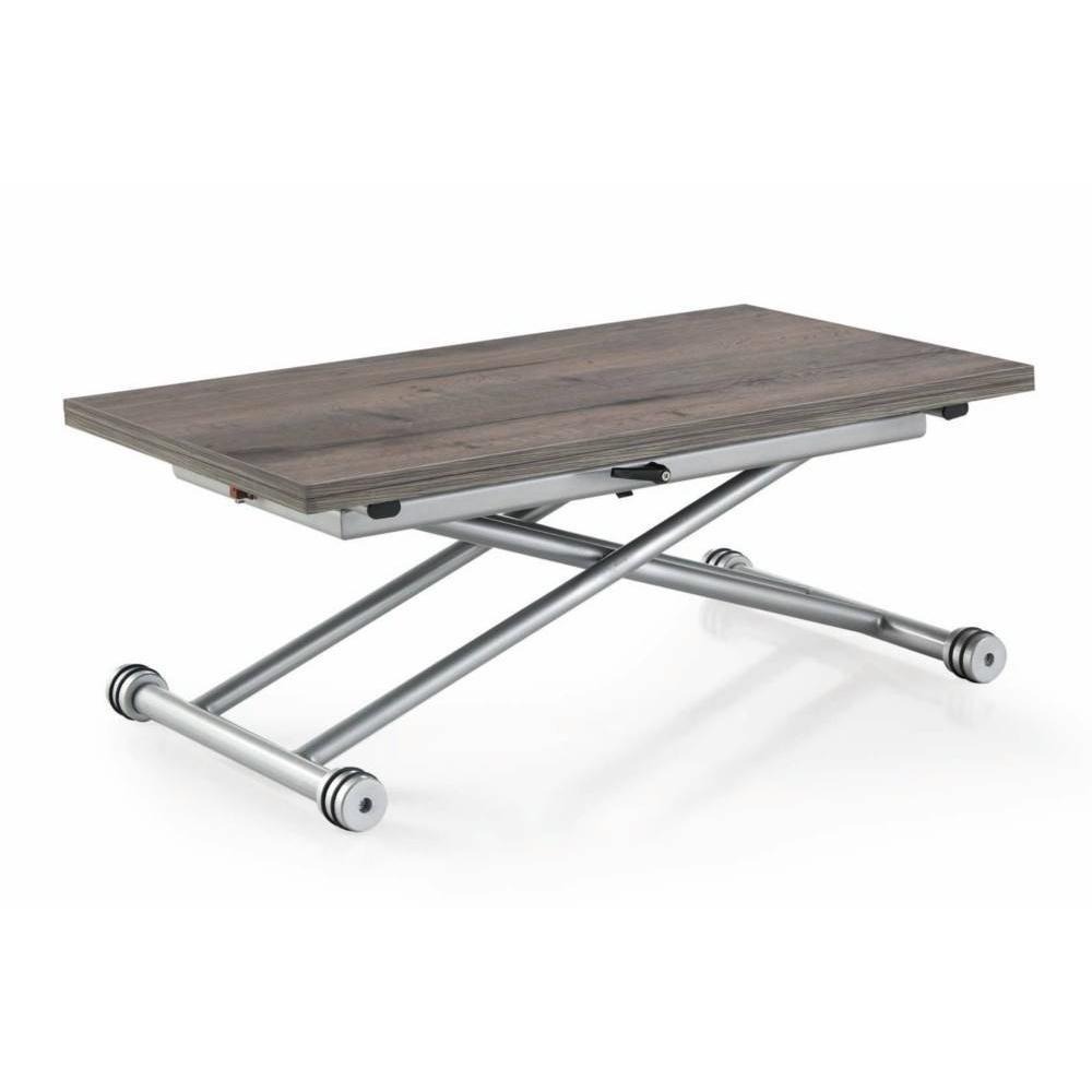 Canap convertible au meilleur prix table basse updown for Table basse relevable extensible