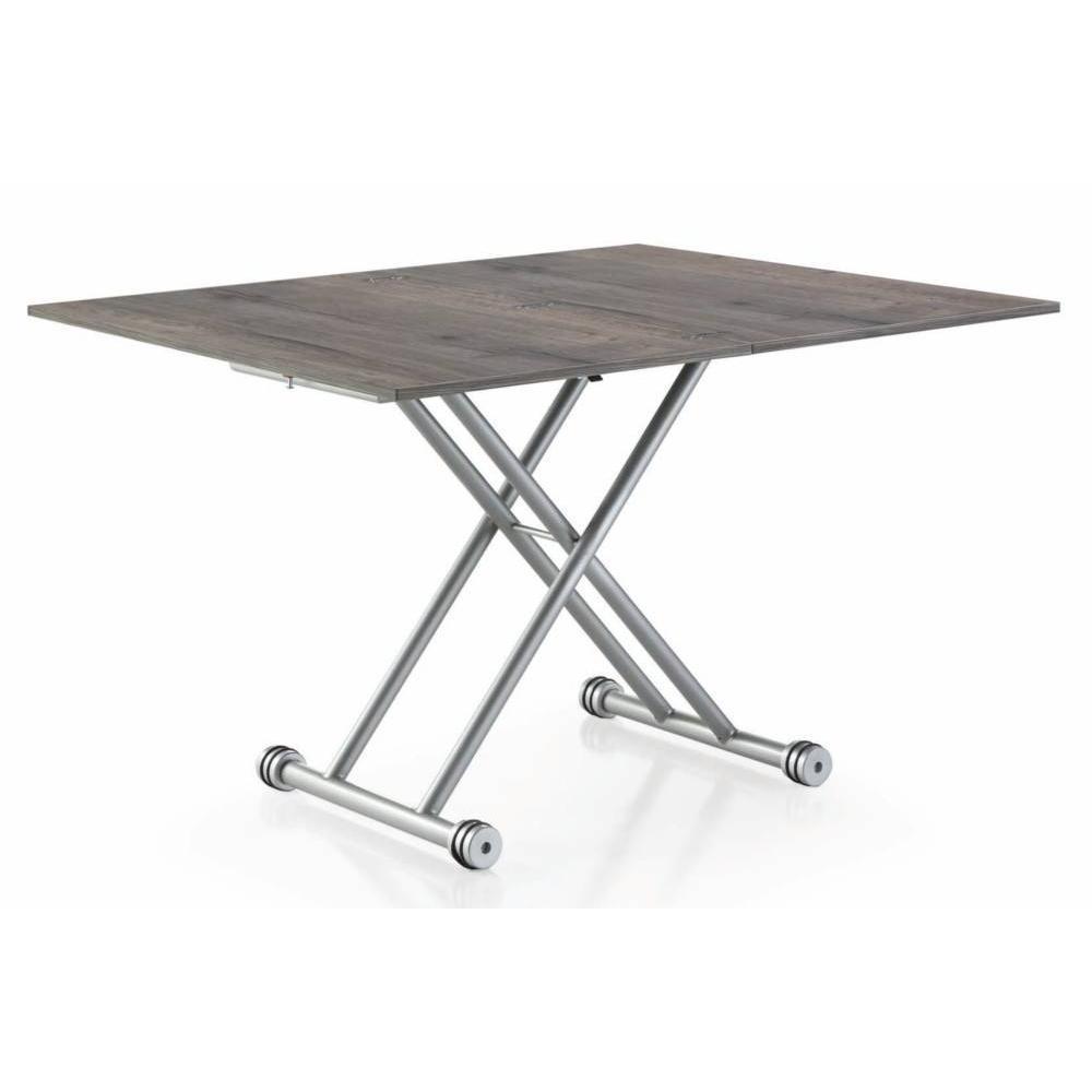 Table relevable design ou classique au meilleur prix - Table chene extensible ...
