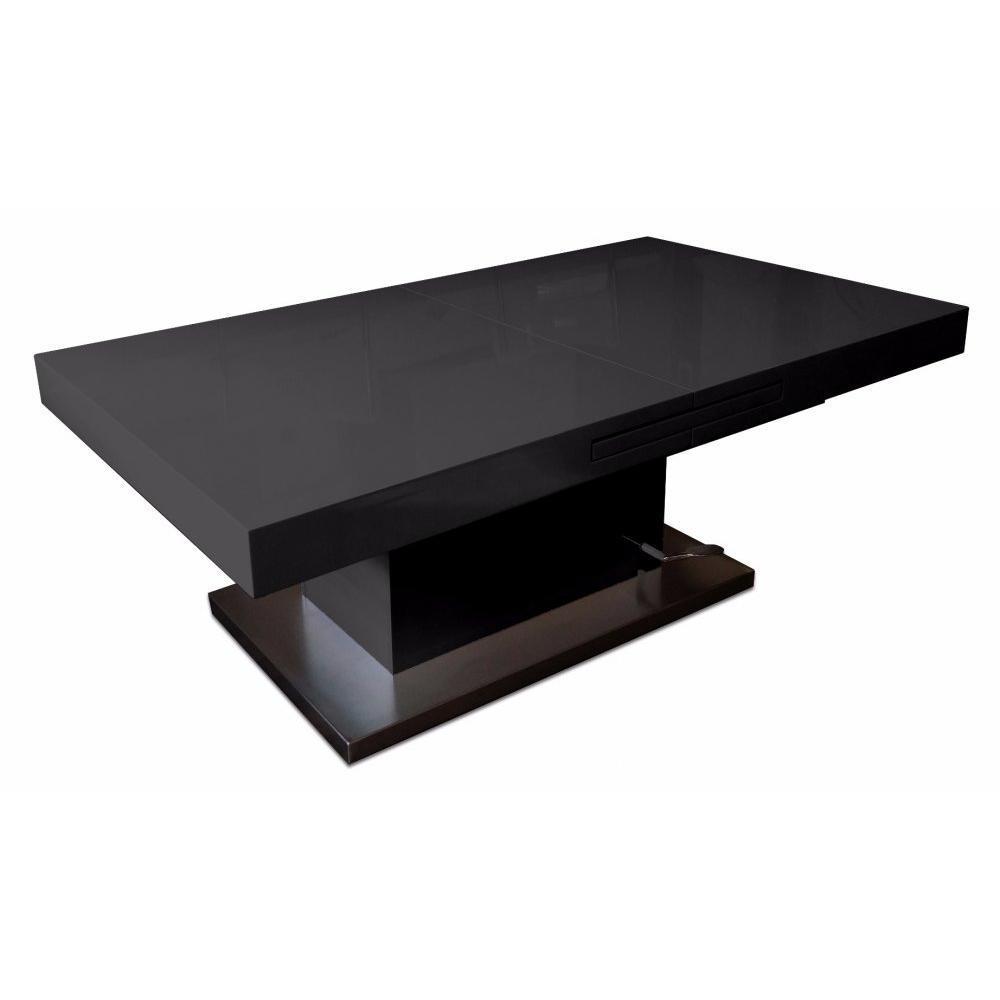 table relevable design ou classique au meilleur prix table basse relevable extensible setup. Black Bedroom Furniture Sets. Home Design Ideas