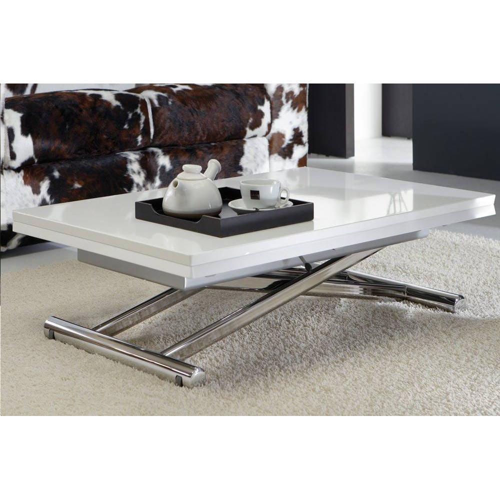 Table relevable design ou classique au meilleur prix for Table extensible marbre