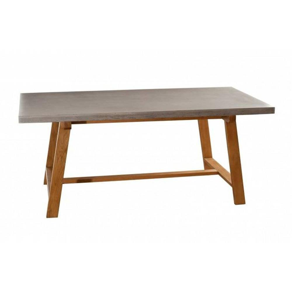 Table de repas design au meilleur prix table repas b ton for Table repas style industriel