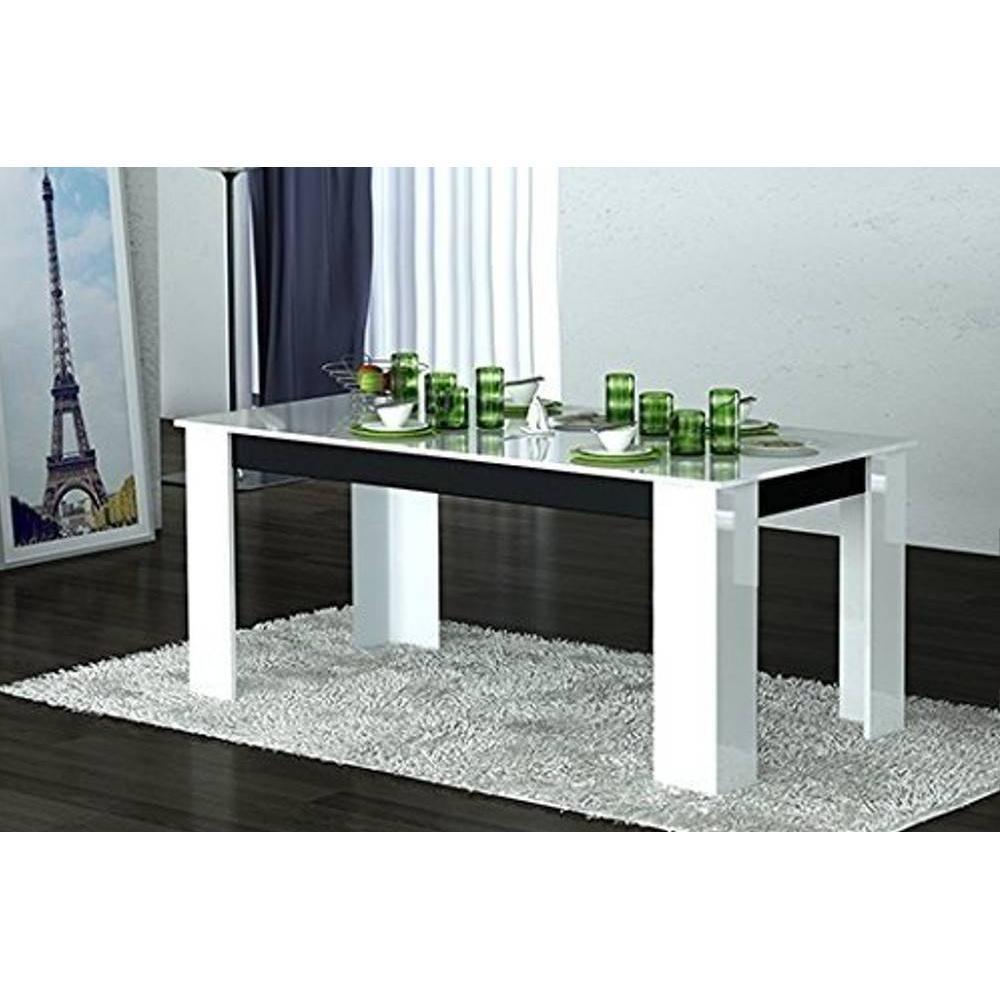 Table de repas design au meilleur prix table repas mito inside75 - Table de repas design italien ...