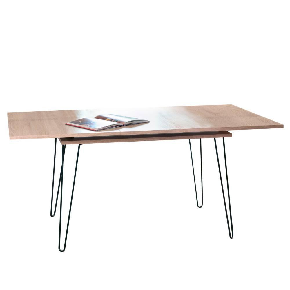 Tables design au meilleur prix table repas extensible 6 8 couverts design scandinave lackberg - A table avec camilla lackberg ...