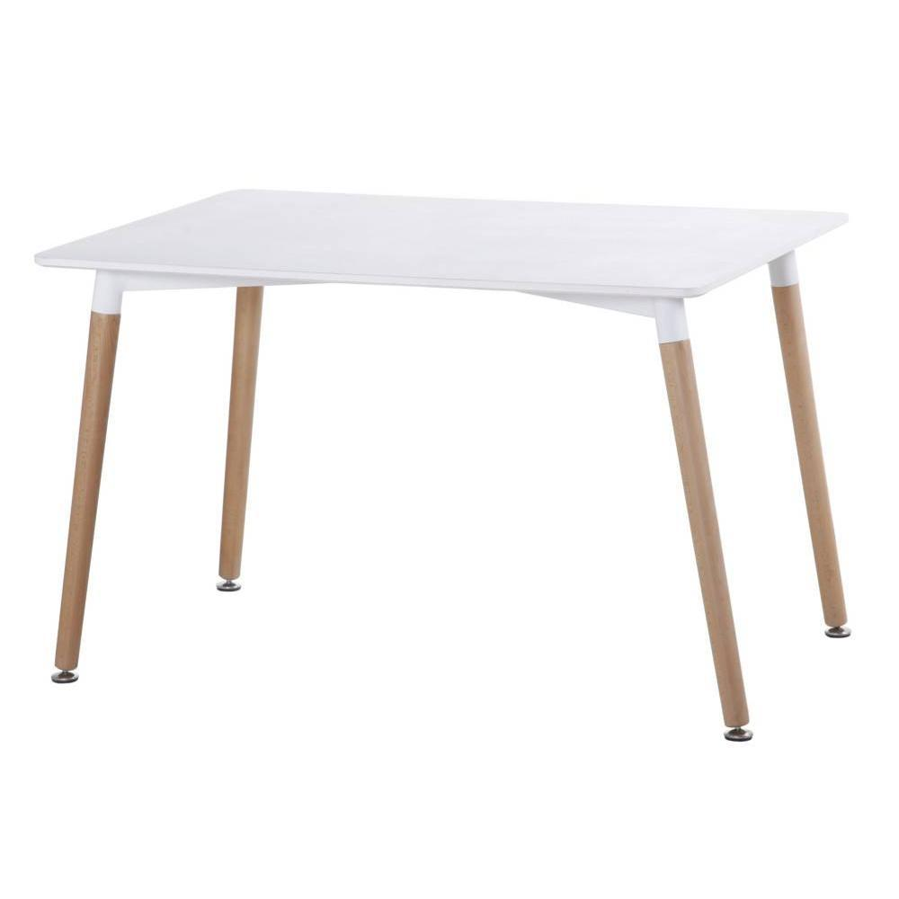 Table de repas design au meilleur prix inside75 for Table carree style scandinave