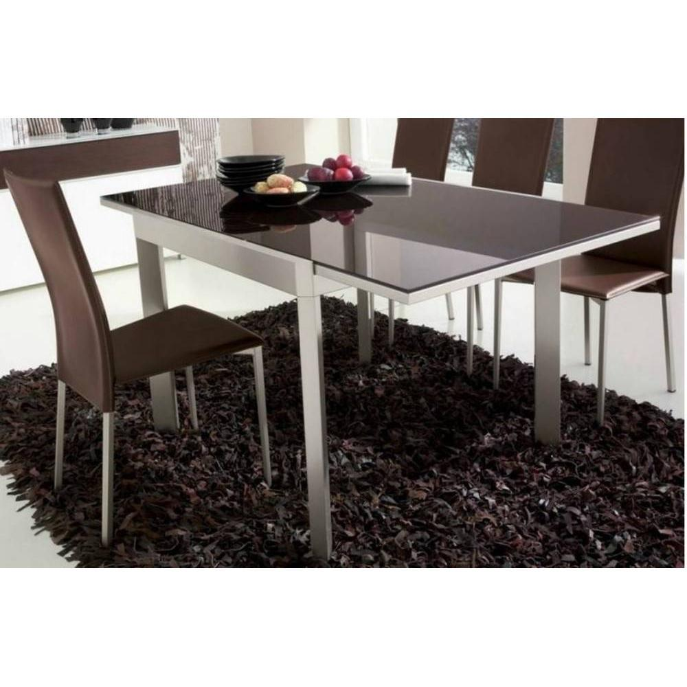 Table de repas design au meilleur prix calligaris table for Table 90x90 design