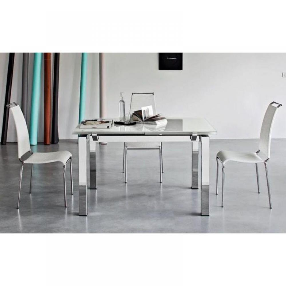 Table de repas design au meilleur prix calligaris table for Table extensible calligaris